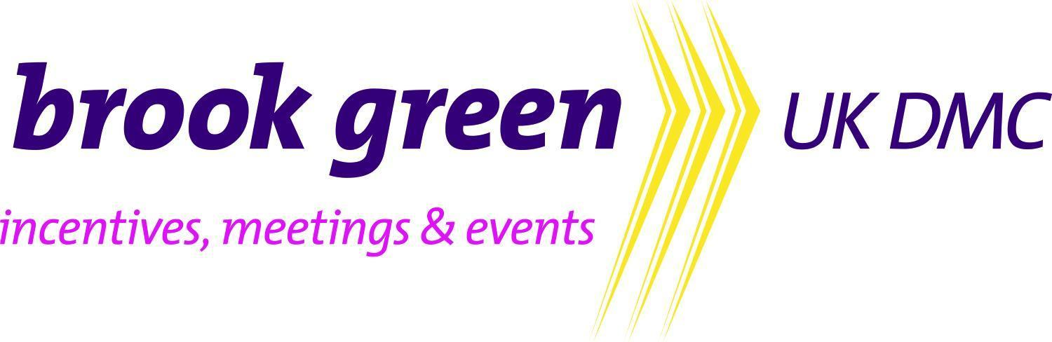 Brook Green UK DMC logo W STRAPLINE CMYK